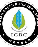 Honorary membership awarded to JD by Indian Green Building Council