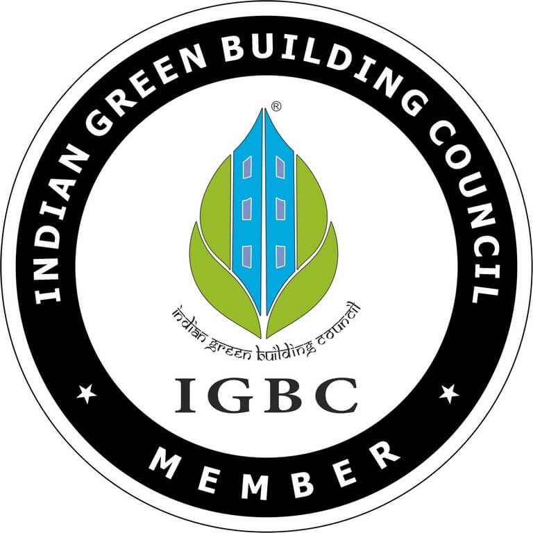 Honorary membership awarded to JD by Indian Green Building Council honorary membership - Thumbnail Image Member Logo - Honorary membership awarded to JD by Indian Green Building Council