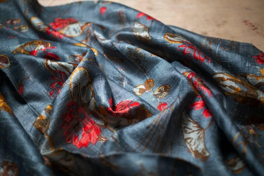 Types of textile printing types of textile printing - Thumbnail Images - Types of textile printing
