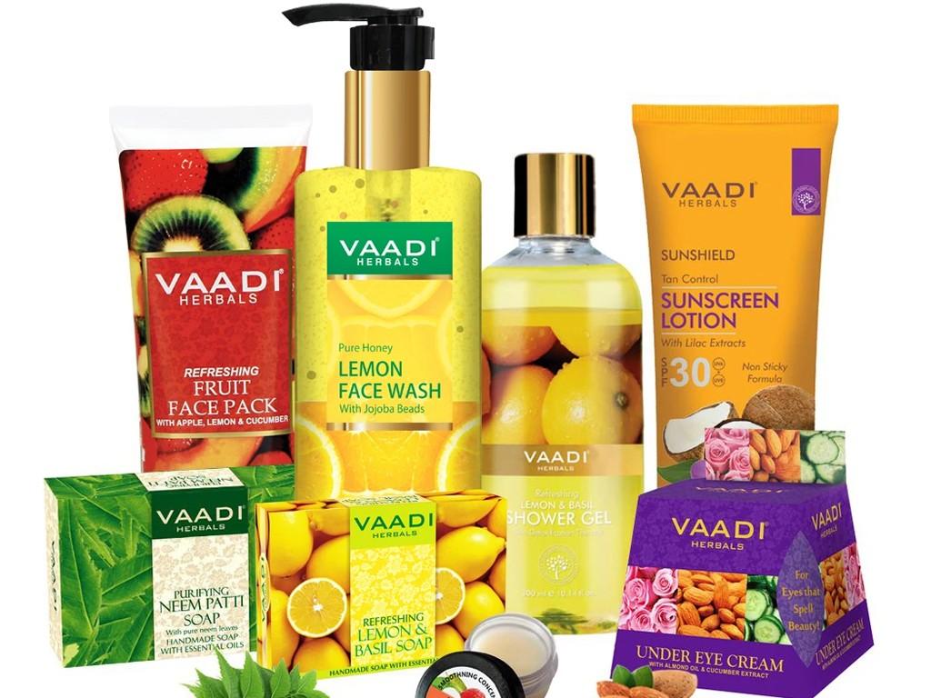 ORGANIC INDIAN COSMETIC BRANDS: TOP 4 organic indian cosmetic brands - Vaadi Herbals  - ORGANIC INDIAN COSMETIC BRANDS: TOP 4