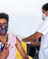 COVID-19 vaccination drive organised for employees of JD Institute