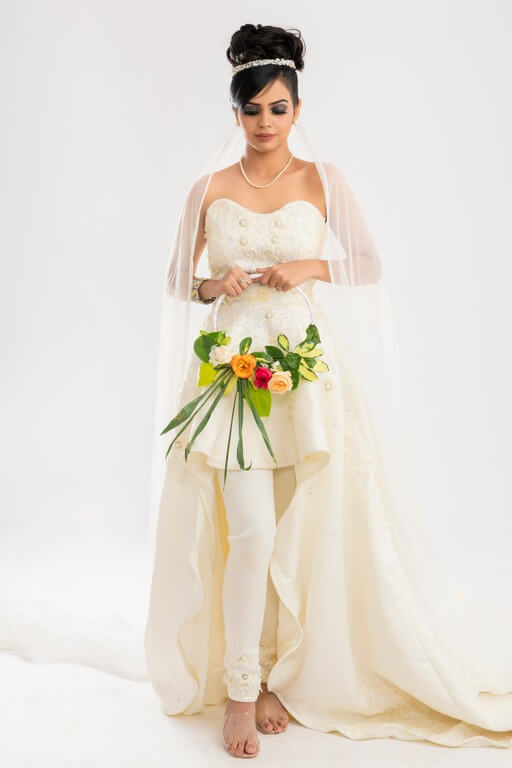 Christian Bridal Look Workshop christian bridal look - complete look 1 - Christian Bridal Look Workshop