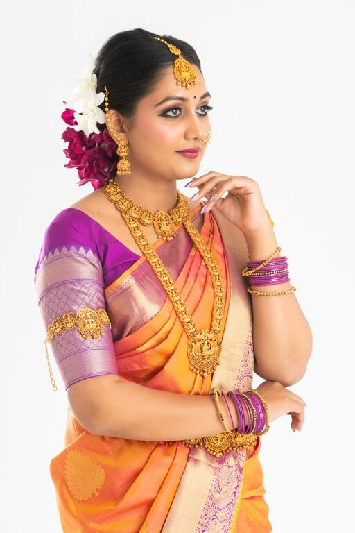 South Indian Bridal Look Workshop south indian bridal look workshop - complete look - South Indian Bridal Look Workshop