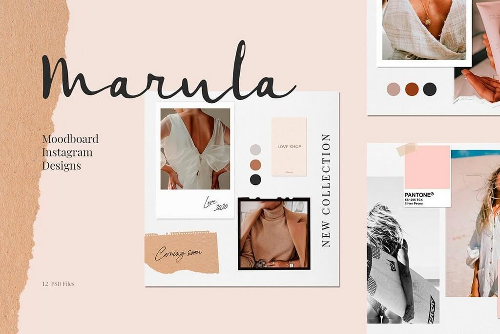 How to Create a Mood Board? how to create a mood board - complete mood board - How to Create a Mood Board?
