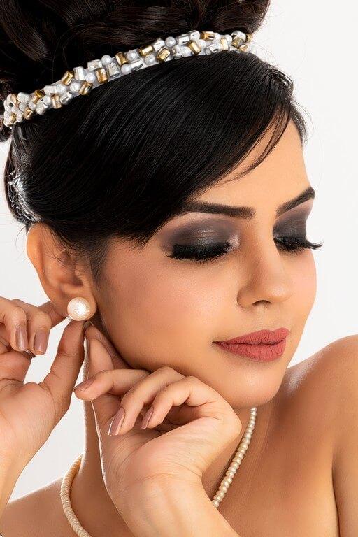 Christian Bridal Look Workshop christian bridal look - eye makeup  - Christian Bridal Look Workshop