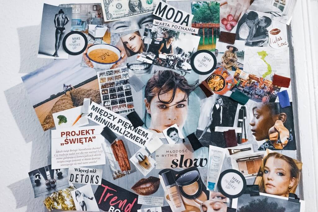How to Create a Mood Board? how to create a mood board - mood board 1 - How to Create a Mood Board?
