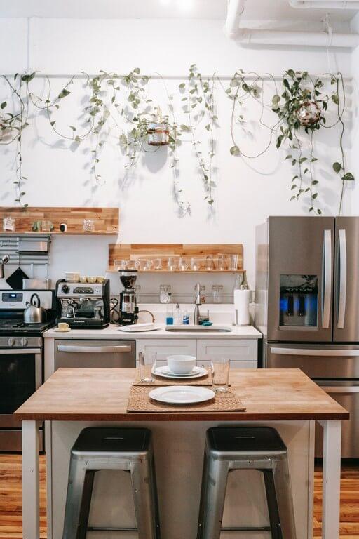 5 popular types of kitchen layouts kitchen layouts - 5 popular types of kitchen layout 1 - 5 popular types of kitchen layouts