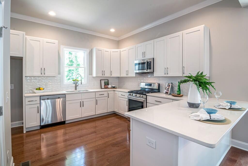 5 popular types of kitchen layouts  kitchen layouts - 5 popular types of kitchen layout 2 - 5 popular types of kitchen layouts