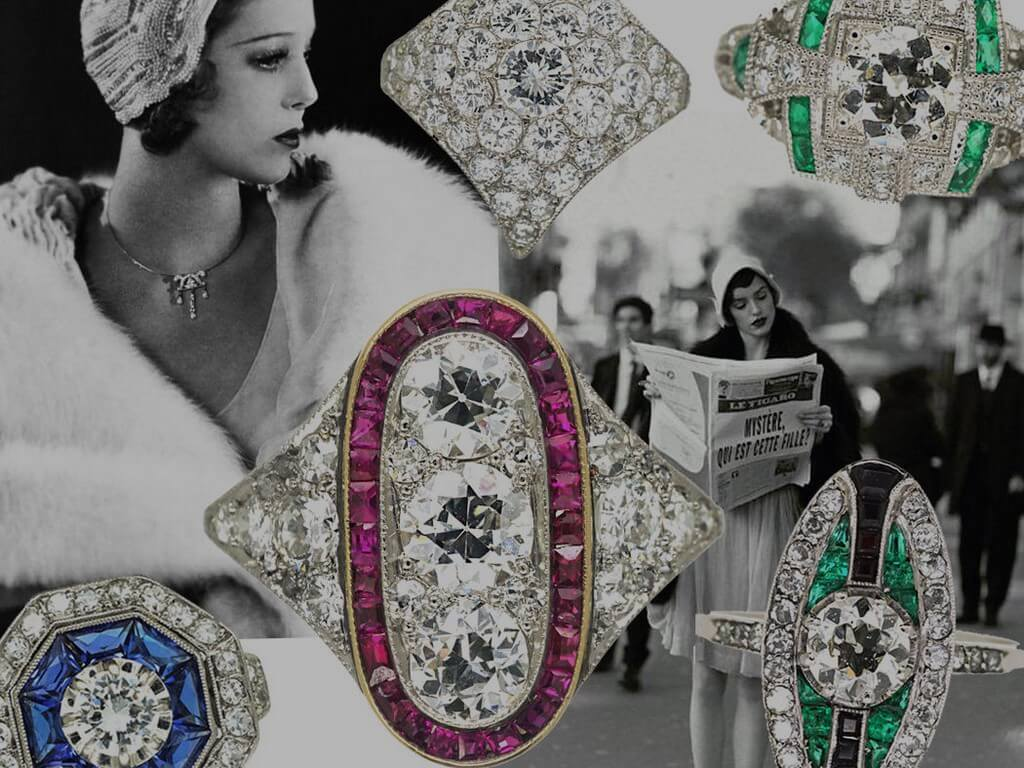 Art Deco Jewellery – Old World Sophisticated Chic art deco jewellery - Art Deco Jewellery     Old World Sophisticated Chic 1 - Art Deco Jewellery – Old World Sophisticated Chic