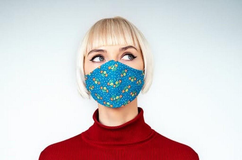 DIY face masks - Easy steps to make trendy, no-sew masks diy face masks - DIY face mask - DIY face masks – Easy steps to make trendy, no-sew masks