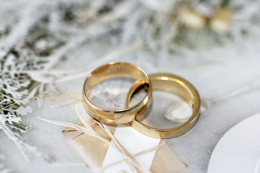 Wedding Rings: Create a Perfect Fit wedding rings - Gold wedding bands - Wedding Rings: Create a Perfect Fit