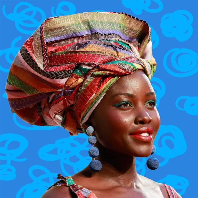 HEADWRAPS: HISTORY AND EVOLUTION head wraps - Headwrap woman  - HEADWRAPS: HISTORY AND EVOLUTION