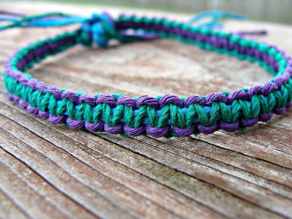 Hemp Jewellery Making – A Brief Introduction hemp jewellery - Hemp bracelet - Hemp Jewellery Making – A Brief Introduction