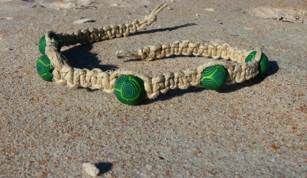 Hemp Jewellery Making – A Brief Introduction hemp jewellery - Hemp necklace - Hemp Jewellery Making – A Brief Introduction
