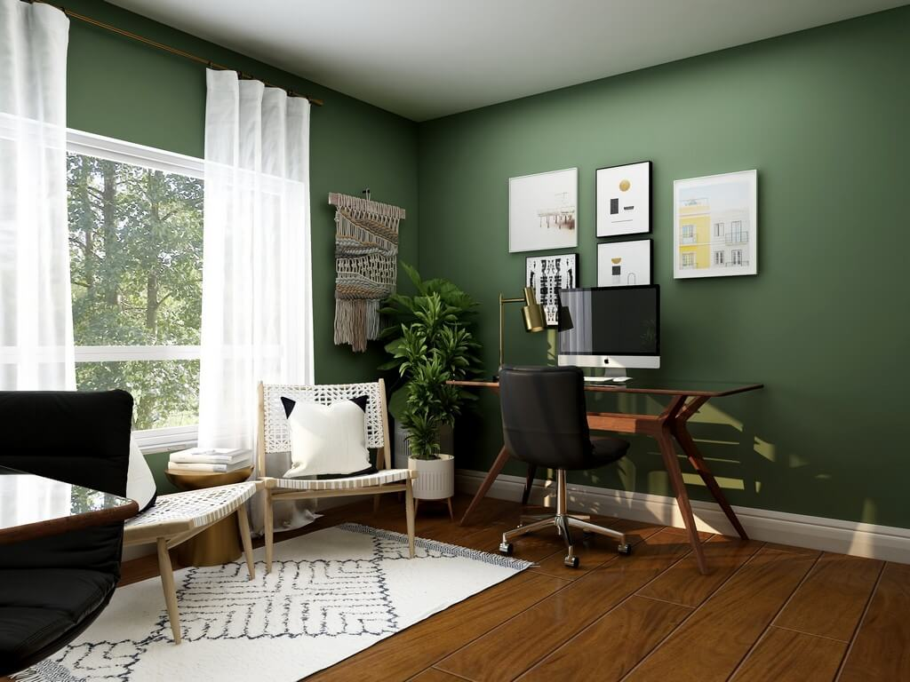 Home office interior design tips to keep in mind home office - Home office interior design tips to keep in mind 1 - Home office interior design tips to keep in mind
