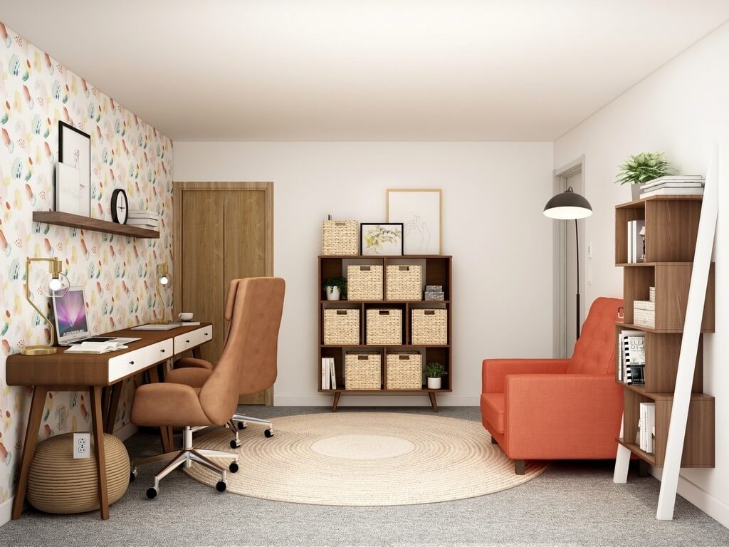 Home office interior design tips to keep in mind home office - Home office interior design tips to keep in mind 2 - Home office interior design tips to keep in mind