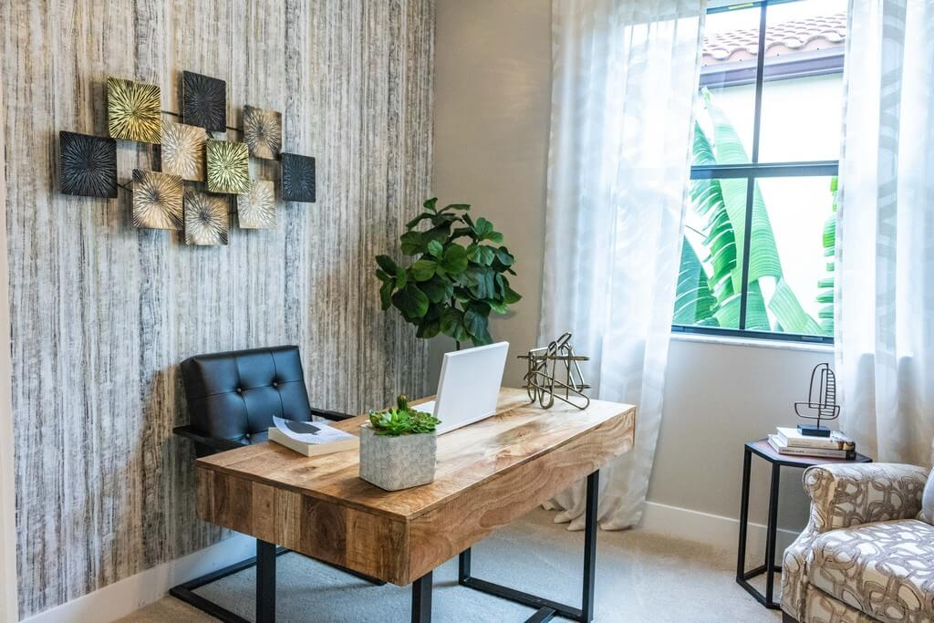 Home office interior design tips to keep in mind home office - Home office interior design tips to keep in mind 4 - Home office interior design tips to keep in mind