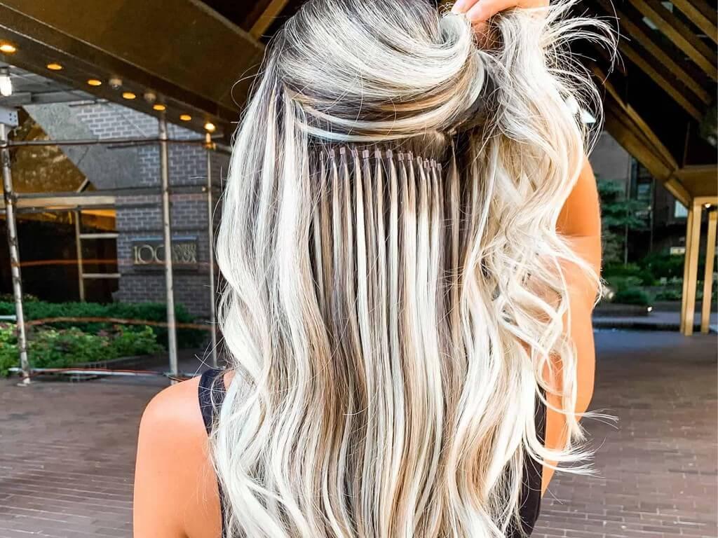 MYTHS ON HAIR EXTENSIONS: REVEALED! myths on hair extensions - Image 2 5 - MYTHS ON HAIR EXTENSIONS: REVEALED!