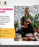 MY GARDEN STORY – BE THE CHANGE, JOIN THE GREEN REVOLUTION!