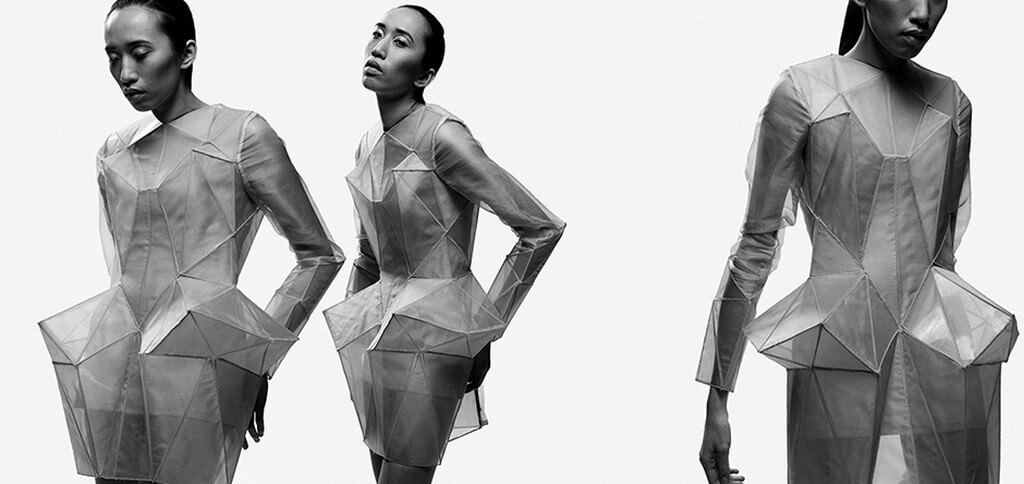 Origami: The paper folding technique that has inspired Fashion origami - Origami The paper folding technique that has inspired Fashion 2 - Origami: The paper folding technique that has inspired Fashion