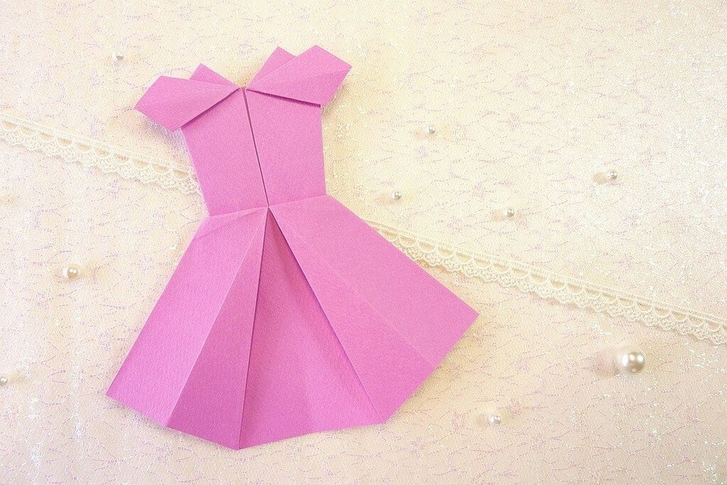 Origami: The paper folding technique that has inspired Fashion origami - Origami The paper folding technique that has inspired Fashion 8 - Origami: The paper folding technique that has inspired Fashion