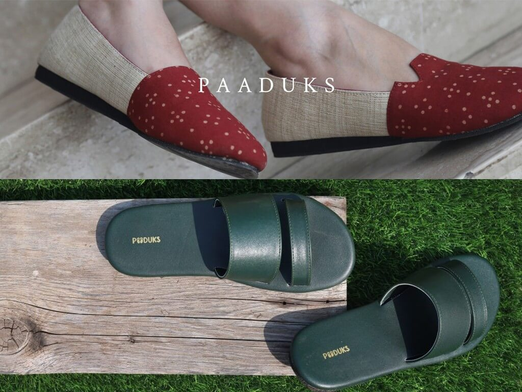 SUSTAINABLE FASHION LABELS : HOMEGROWN INDIAN BRANDS sustainable fashion - Paaduks  - SUSTAINABLE FASHION LABELS : HOMEGROWN INDIAN BRANDS