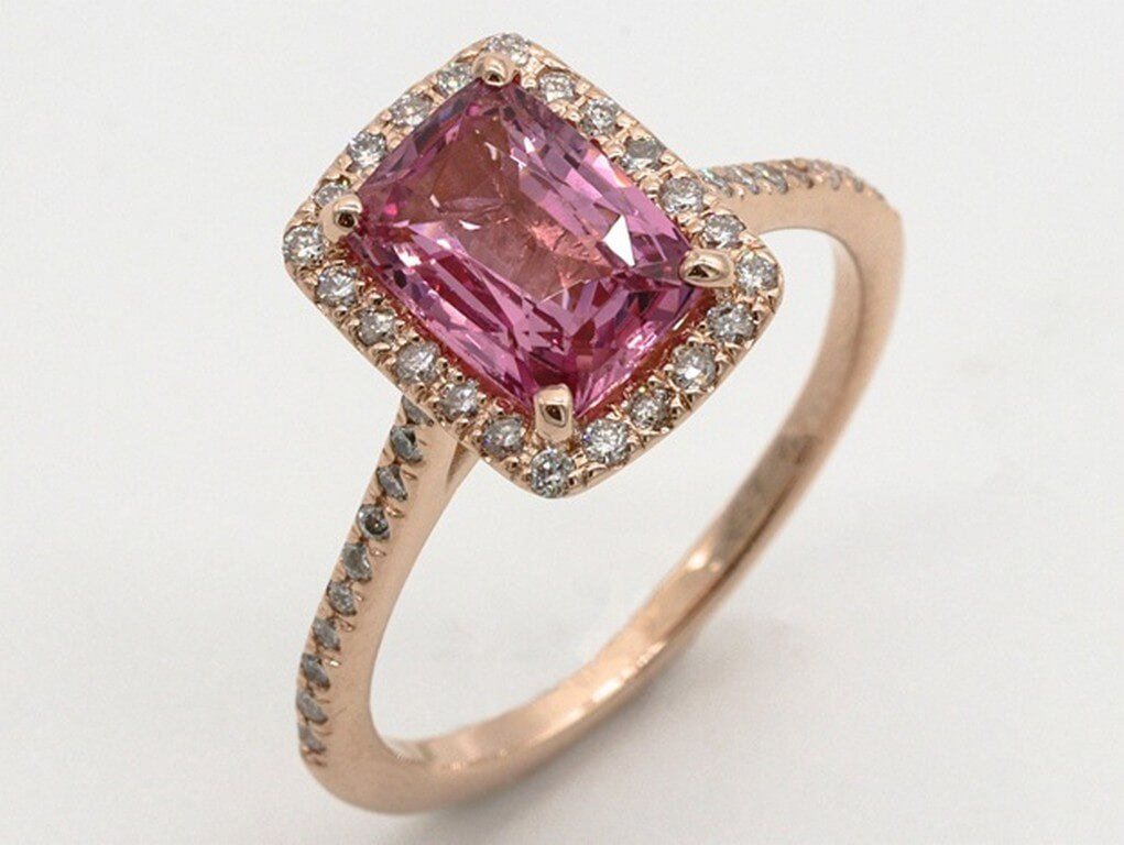 Coloured Diamonds – Look Beyond the Standard Colour coloured diamonds - Pink Diamond Ring - Coloured Diamonds – Look Beyond the Standard Colour