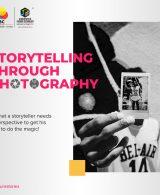Storytelling through photography: CONV. CONVERSATIONS with Nirmal Harindran