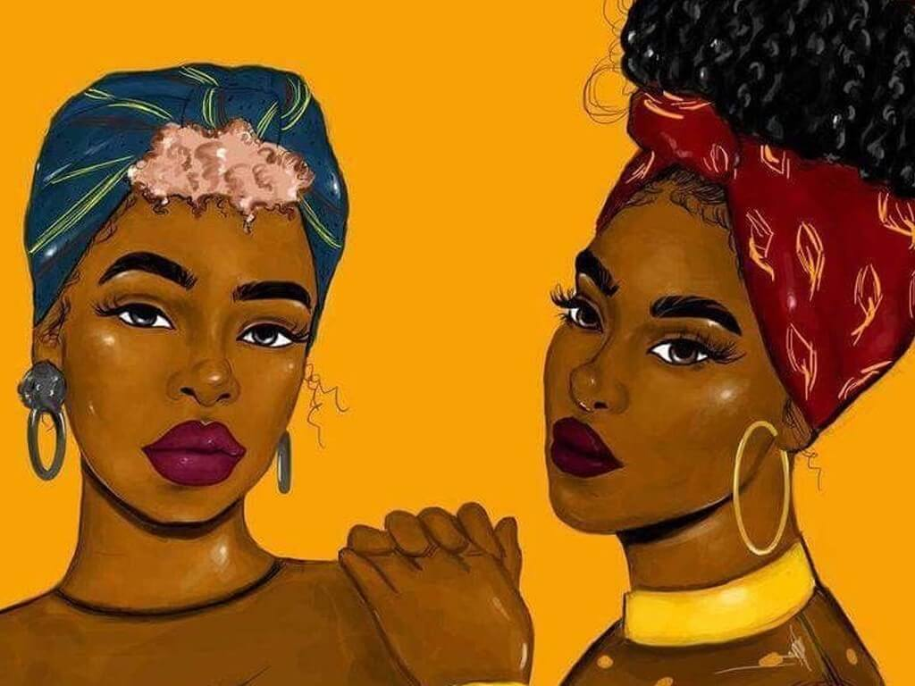 HEADWRAPS: HISTORY AND EVOLUTION head wraps - Thumbnail 1 10 - HEADWRAPS: HISTORY AND EVOLUTION