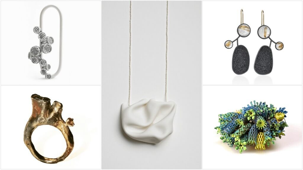 What is Contemporary Jewellery? contemporary jewellery - Unconventional jewellery materials - What is Contemporary Jewellery?