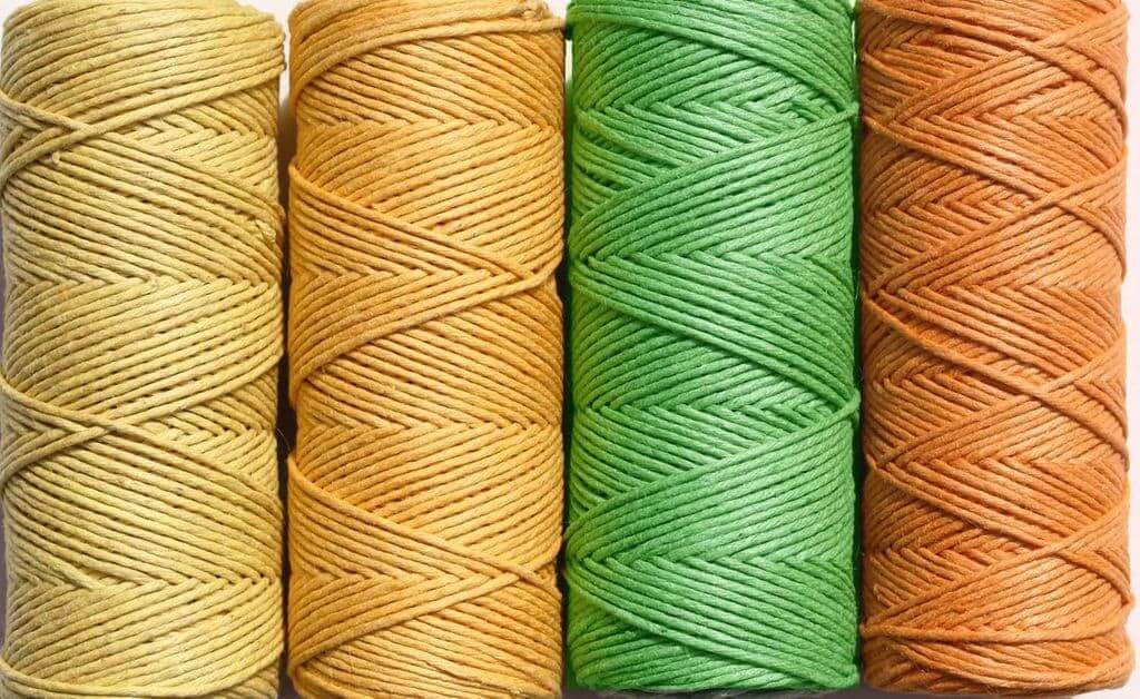 Hemp Jewellery Making – A Brief Introduction hemp jewellery - Waxed hemp twine - Hemp Jewellery Making – A Brief Introduction