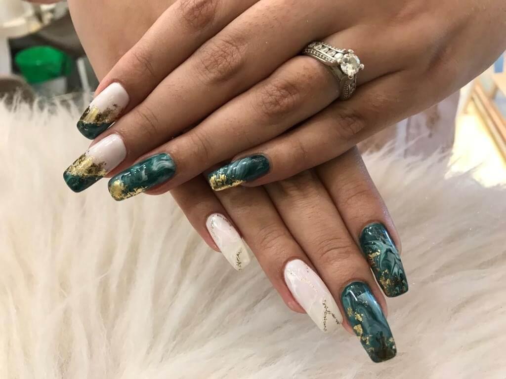 International Nail Polish Day national nail polish day - flaked nails  - National Nail Polish Day