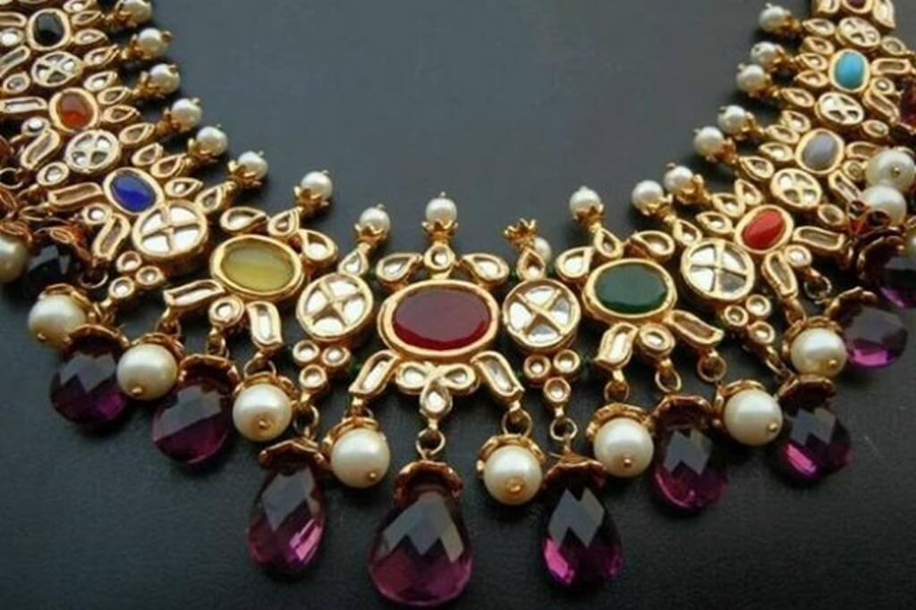 Indian Jewellery Types – Must have for every occasion indian jewellery - pachchikam jewellery - Indian Jewellery Types – Must have for every occasion