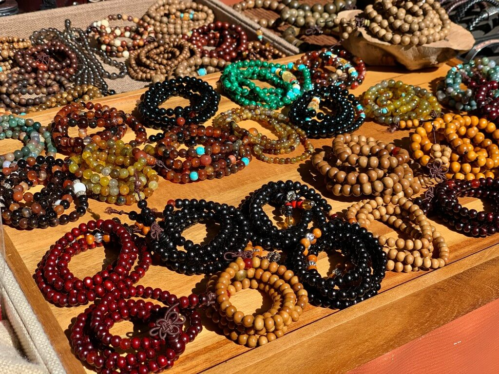 How to make your own jewellery using beads? jewellery - Bead bracelet - How to make your own jewellery using beads?