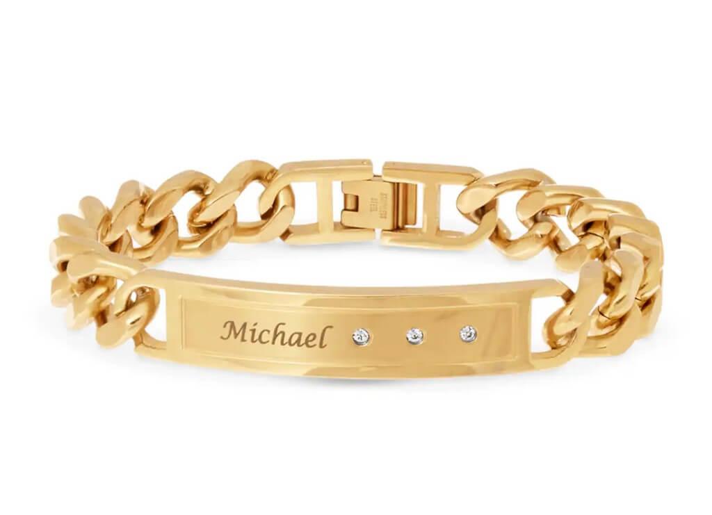 Custom Jewellery – The mark of a true artist custom jewellery - Customised Bracelet - Custom Jewellery – The mark of a true artist