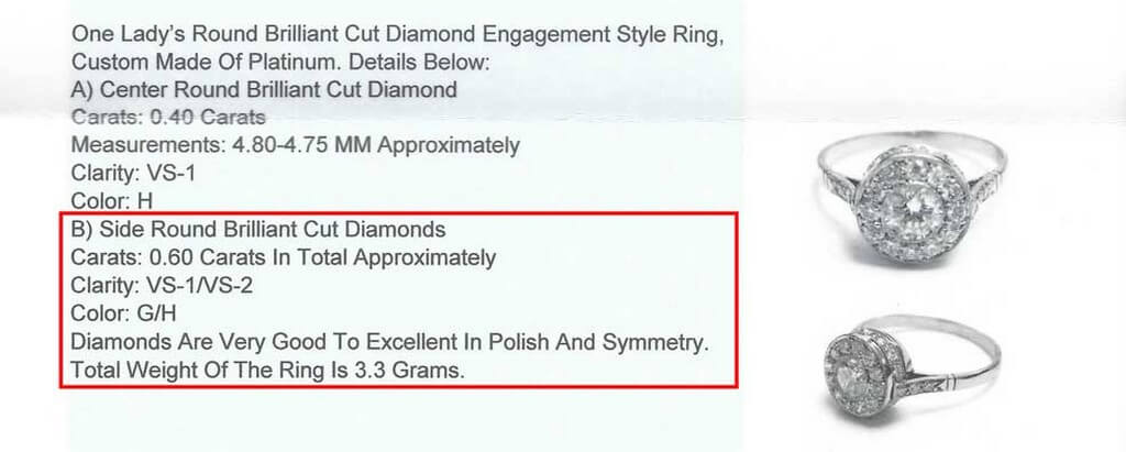 Diamond Rip-offs - Tips on How to Avoid them diamond rip-offs - Diamond carat - Diamond Rip-offs – Tips on How to Avoid them