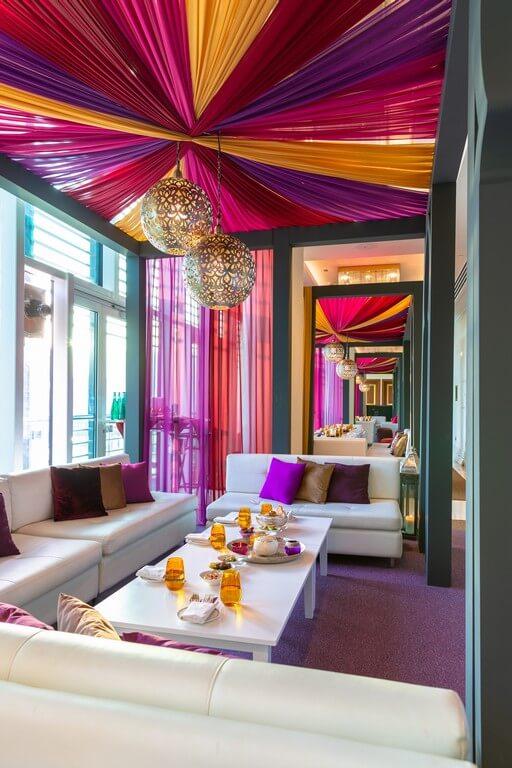 Features of maximalism in interior design maximalism - Features of maximalism in interior design 2 - Features of maximalism in interior design