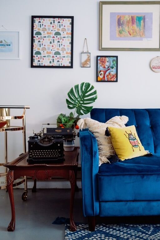 Features of maximalism in interior design maximalism - Features of maximalism in interior design 7 - Features of maximalism in interior design