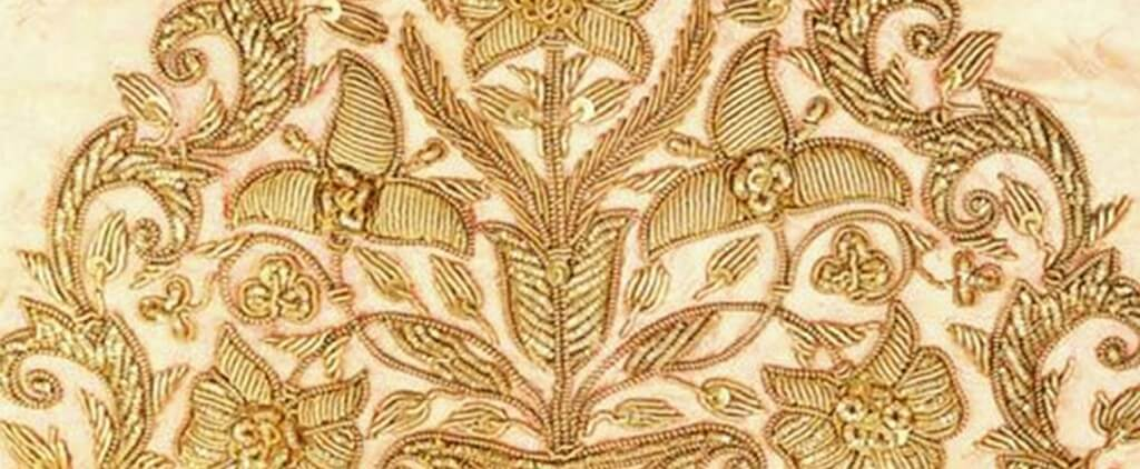 Gold – More than just jewellery making gold - Gold Zardosi - Gold – More than just jewellery making