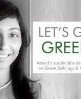 All About Green Buildings and Interiors: CONV. Conversations with Ar. Neha Vyas