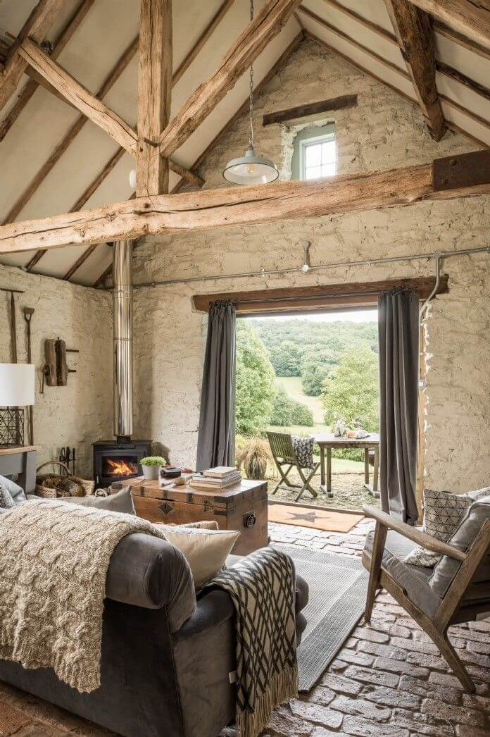 rustic interior design - Rustic interior design Everything you need to know 4 - Rustic interior design – Everything you need to know