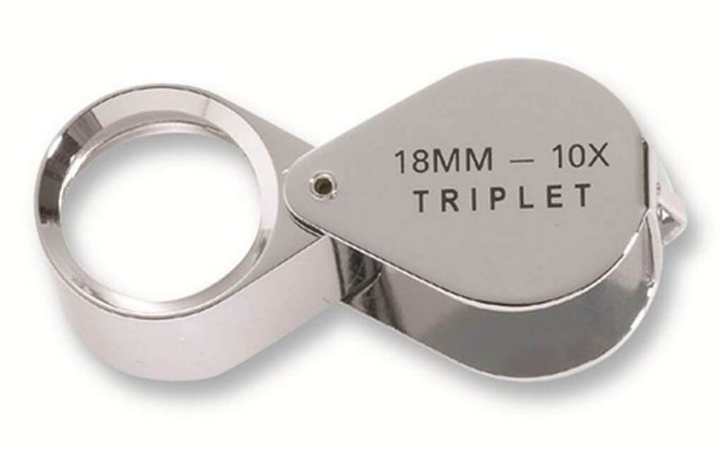 Jeweler's Loupe – How to select and use it? jeweler's loupe - Triplet loupe - Jeweler's Loupe – How to select and use it?