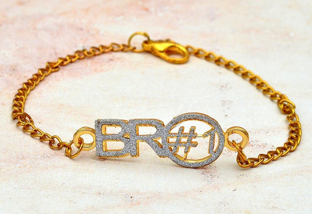 Bracelet Rakhi raksha bandhan - Bracelet Rakhi - Raksha Bandhan – Rakhi, Banter and Revelry