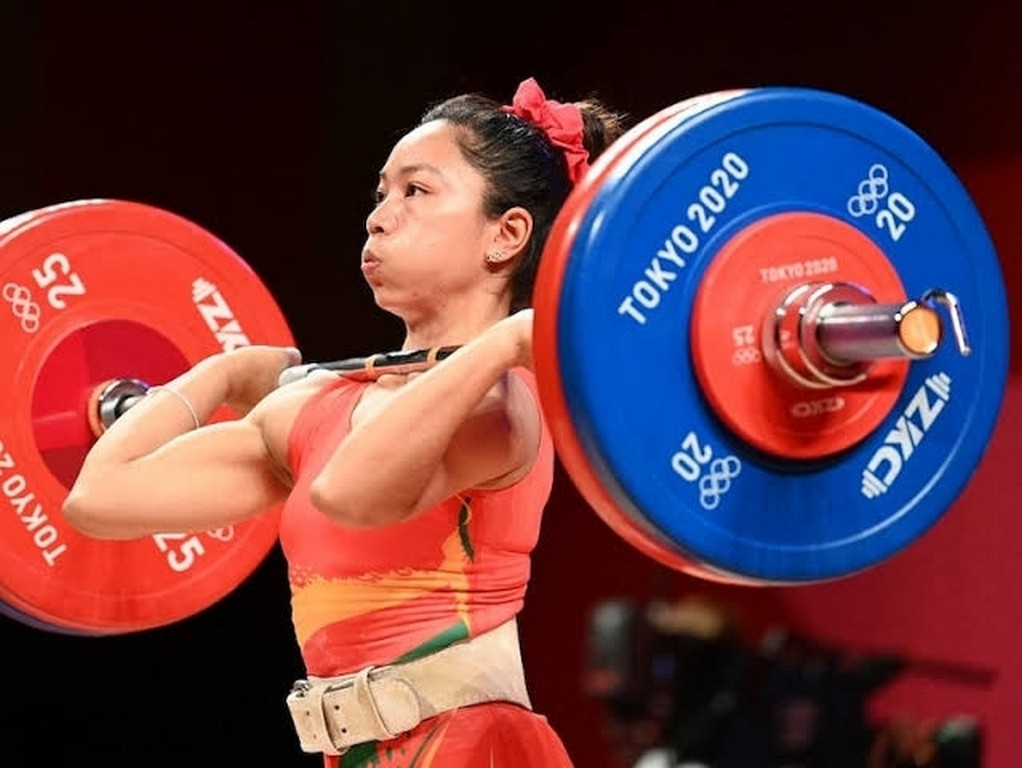 Fiery red hair to playful accessories: Top hairstyle trends at Tokyo Olympics 2020 national sports day - Fiery red hair to playful accessories Top hairstyle trends at Tokyo Olympics 2020 3 - Fiery red hair to playful accessories: Top hairstyle trends at Tokyo Olympics 2020