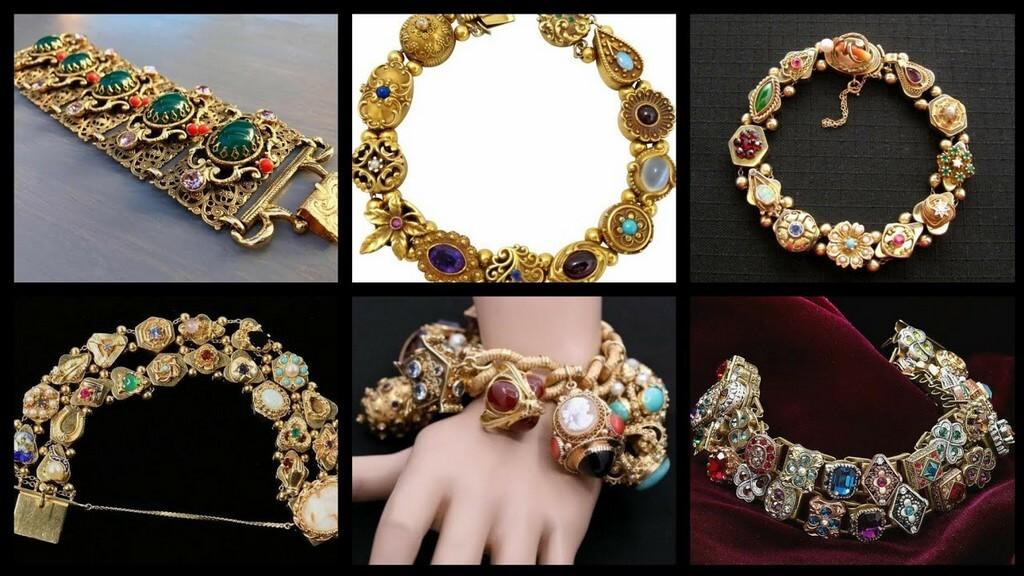 History of Charm Bracelets  charm bracelets - History of Charm Bracelets 3 - History of Charm Bracelets