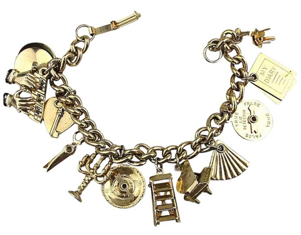 History of Charm Bracelets charm bracelets - History of Charm Bracelets 4 - History of Charm Bracelets