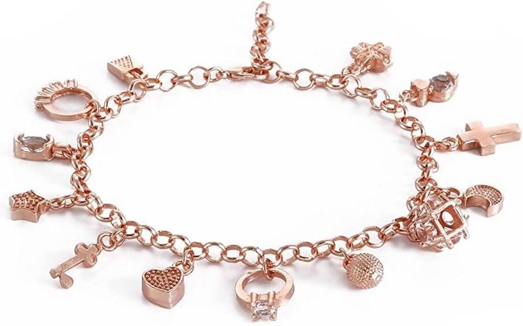 History of Charm Bracelets charm bracelets - History of Charm Bracelets 5 - History of Charm Bracelets