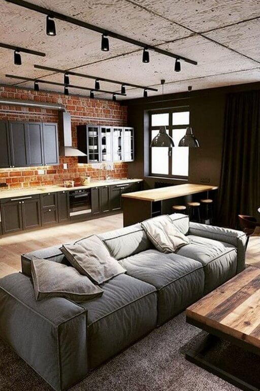 Industrial interior design - All you need to know industrial interior design - Industrial interior design All you need to know 4 - Industrial interior design – All you need to know