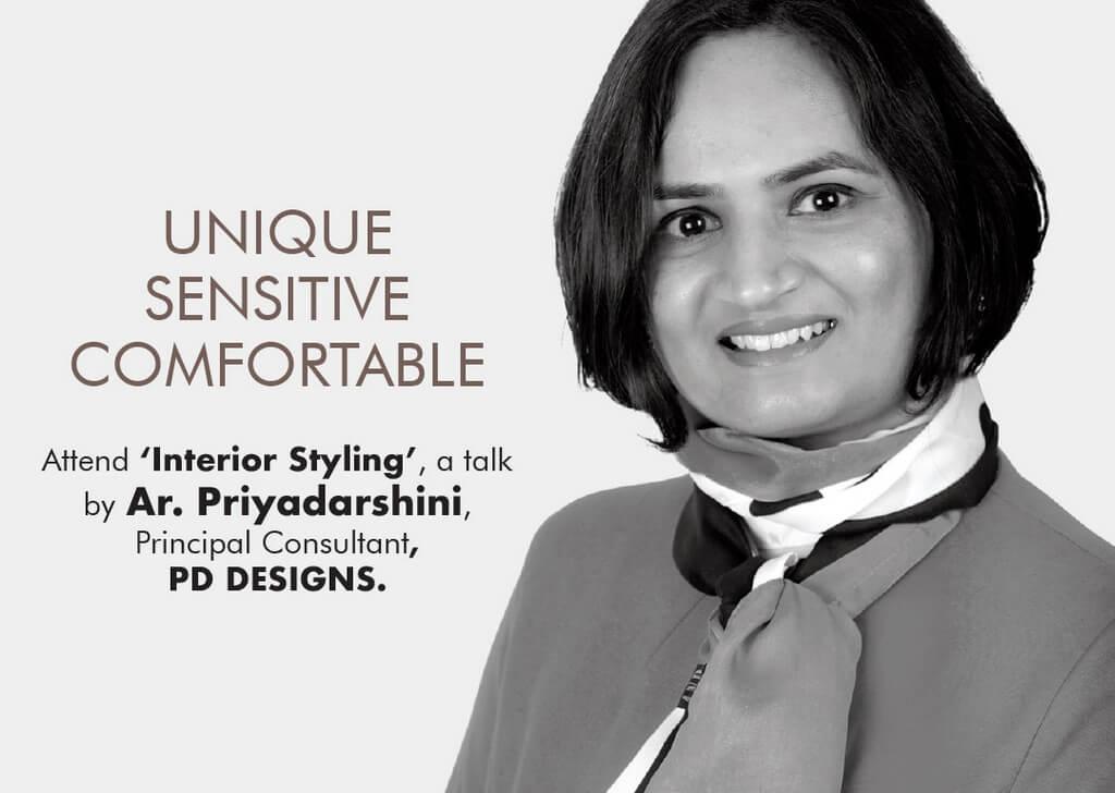 Interior Styling: CONV. CONVERSATIONS with Ar. Priyadarshini interior styling - Interior Styling  Thumbnail1 - Interior Styling: CONV. CONVERSATIONS with Ar. Priyadarshini