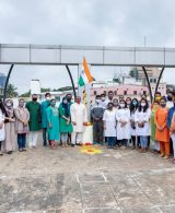 JD Institute celebrates 75th Independence Day complying with COVID guidelines